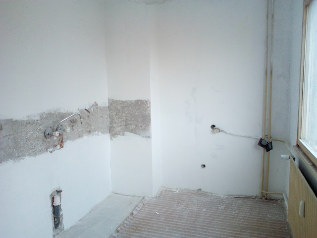 Refurbishment appartment in Mladost