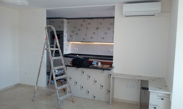 Renovation Kitchen Lozenec